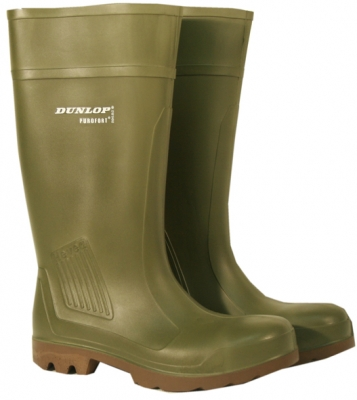 BOTA DUNLOP PUROFORT PROF FULL SAFETY